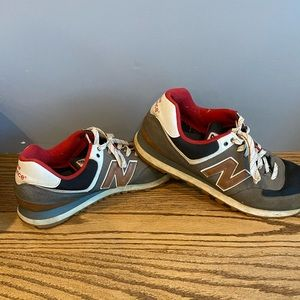 Men's New Balance size 13 sneakers